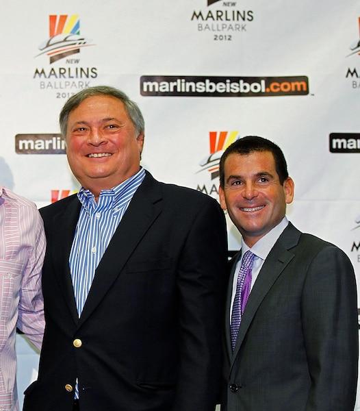 Les dirigeants du baseball majeur seront heureux de voir Jeffrey Loria et David Samson quitter prochainement le groupe de propriétaires de cette ligue.
