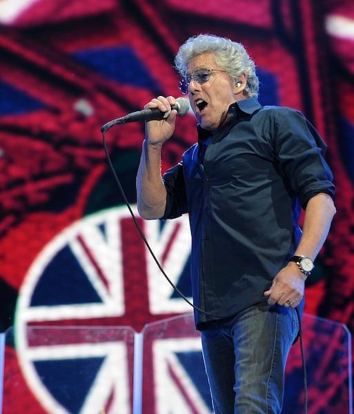 Le groupe britannique The Who a offert un spectacle fort attendu jeudi soir sur les plaines d'Abraham.