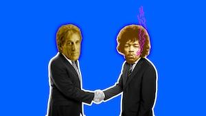 Image principale de l'article Pierre Harel rencontre avec Jimi Hendrix!