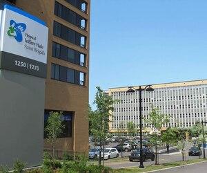 L'hôpital Jeffery Hale - Saint Brigid's.