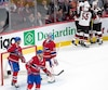 Le Canadien s'est écrasé trois fois devant les Coyotes alors que la victoire était à sa portée.