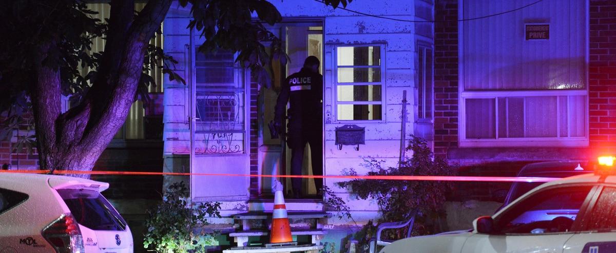 Homme blessé par balle: un suspect est arrêté