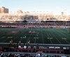 Ils étaient un peu plus de 13 000 spectateurs, hier, au stade Percival-Molson, pour le match préparatoire des Alouettes.