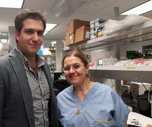 René Angélil a grandement contribué à faire connaître le cancer de la gorge, de la langue et de la bouche, selon le titulaire de la Chaire de recherche Azar-Angélil le Dr Apostolos Christopoulos et la fondatrice la Dre Lyne Desnoyers.