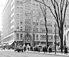 Le magasin Eaton's, rue Sainte-Catherine, en 1936.