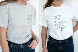 Des t-shirts illustrés par des Montréalaises