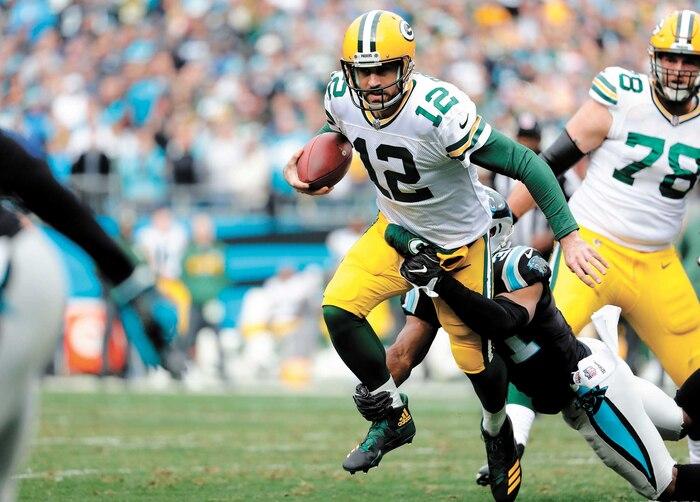 À moins d'une catastrophe, Aaron Rodgers risque de connaître une saison du tonnerre avec les Packers de Green Bay.