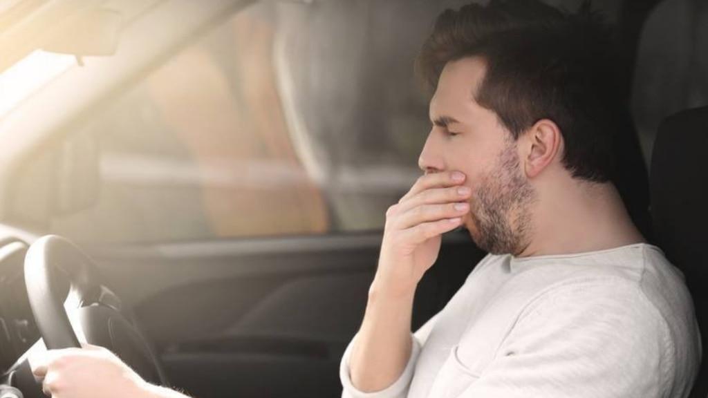 Les graves conséquences de la fatigue au volant