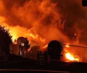 L'enquête sur la tragédie de Lac-Mégantic dure depuis 8 mois. Dans les jours suivant l'accident ferroviaire, 70 enquêteurs ont été mobilisés.