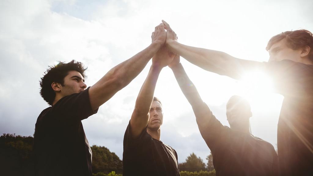 Sportifs: soyez efficace et fonctionnel dans votre équipe!