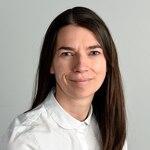 Photo logo de la journaliste Daphnée Dion Viens du Journal de Québec, lundi le 11 Janvier 2016 à Québec. SIMON CLARK/JOURNAL DE QUEBEC/AGENCE QMI