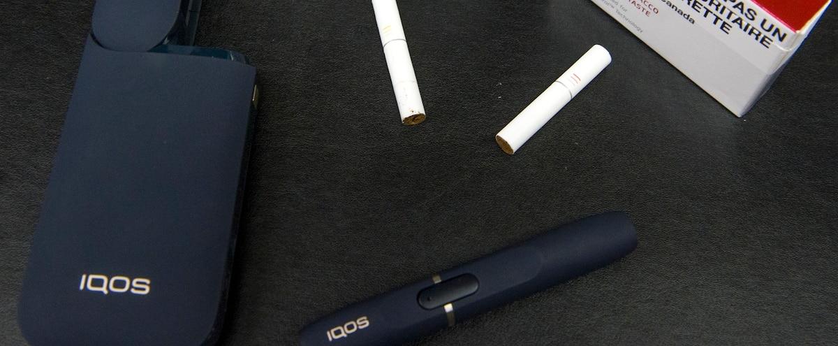 Une cigarette sans fumée nouvelle version arrive | JDM