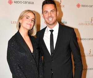 Philippe Bond et Stéphanie Couillard