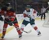 hockey,LHJMQ,Drummondville,Centre Marcel-Dionne Les Voltigeurs,Les Mooseheads,2 iem match