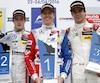 Joel Eriksson, Ben Barnicoat et Lance Stroll ont partagé le podium à l'issue de l'épreuve du Championnat européen de F3 disputée en Hongrie dimanche.
