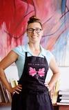 Diplômée de l'ITHQ, Marie-Pierre Denis, propriétaire de l'entreprise «Chef à votre service», concocte de succulents plats qu'elle livre à domicile une fois semaine.