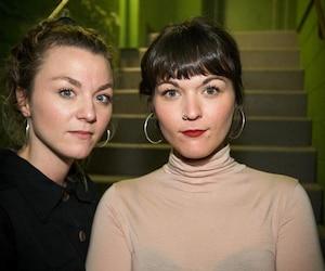Stéphanie et Mélanie Boulay