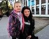 Mélissa Després en compagnie de sa fille Layla Travers Després, qui n'a pas encore de prof dans sa classe de première année à Armand-Lavergne. Il s'agit pourtant d'une école agréable où la direction est appréciée, disent les parents et employés interrogés.