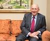 À 85 ans, Charles Bronfman reste philosophe sur les hauts et les bas de son empire.