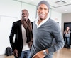 Hassoun Camara s'est lié d'amitié avec Didier Drogba et l'a remercié pour les choses extraordinaires qu'il a faites pour lui.