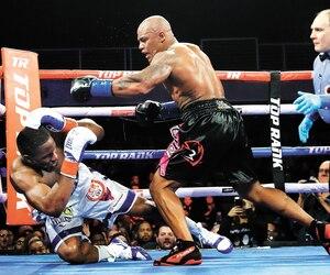 Combat Rivas c. Jennings