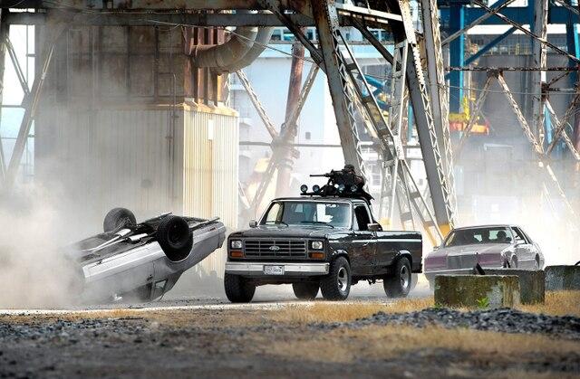Brick Mansions mettra en scène plusieurs cascades et poursuites de voitures.