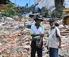 Un tremblement de terre a fait plus de 460 morts il y a à peine deux semaines.