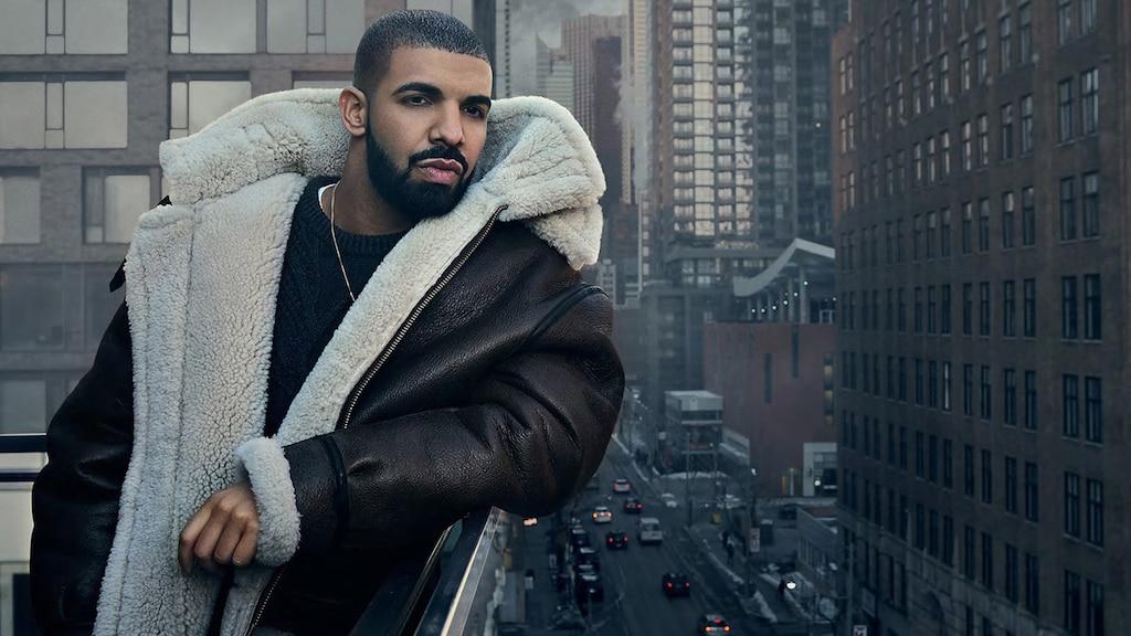 Drake toujours au top
