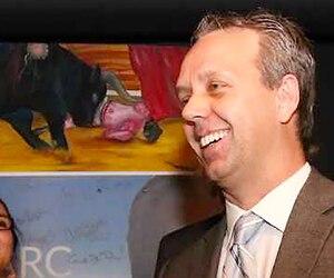 Le candidat défait Marc Maltais.