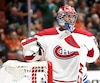 Carey Price devra rebondir si le Canadien veut aspirer aux séries éliminatoires.