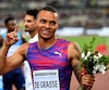 Andre De Grasse 200m Rome