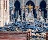 Le gouvernement français se donne cinq ans pour reconstruire la cathédrale Notre-Dame de Paris
