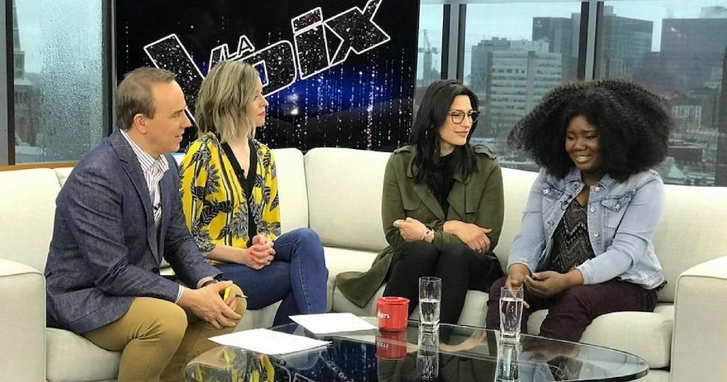 Entrevue avec des candidats de La Voix
