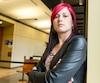 Samantha Tremblay, 28 ans, a demandé à faire lever l'ordonnance de non-publication sur son identité afin de pouvoir parler publiquement de son histoire. Elle espère inciter d'autres victimes à dénoncer leur agresseur à leur tour.