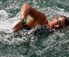 L'an dernier, Philippe Guertin a pris le troisième rang lors de l'épreuve du 10 km de la célèbre Traversée internationale du lac Mégantic.