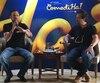Le chanteur Corey Hart a été très généreux avec les journalistes lors d'un point de presse tenu à Québec.