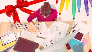 12 cadeaux pour l'illustrateur en vous!