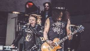 Guns N' Roses poursuit un brasseur