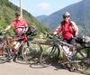 Thérèse Lavallée a accepté d'accompagner son mari Yvon Brunelle pour la première fois en 2008 lorsqu'elle a pris sa retraite. Les deux ont parcouru les grands cols des Pyrénées françaises, à vélo.