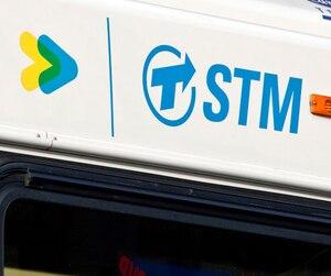 Bloc STM logo
