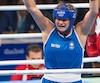 À la fin du combat, Ariane Fortin a cru que la victoire était acquise.