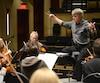 Le chef Jacques Clément accueillera le Montreal Guitar Trio, qui se produira cette fois sans accompagnement symphonique.