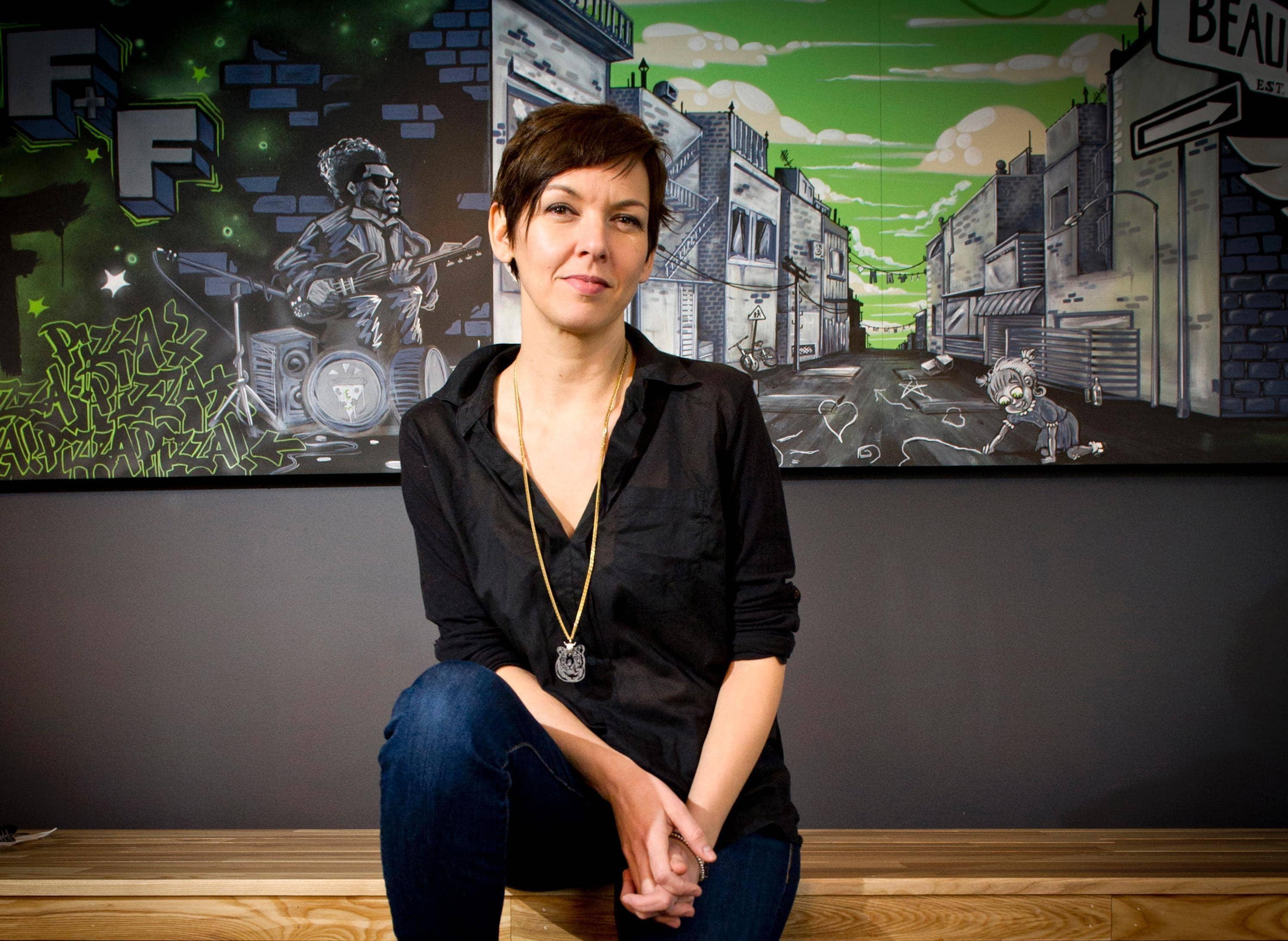 Watch Julie Menard video