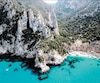 Golfe d'Orosei, Sardaigne, Italie.