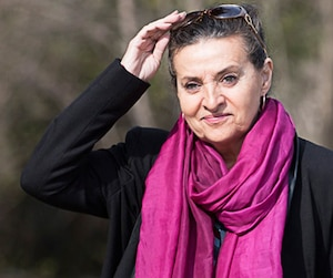 Catherine P. Mulcair n'a pas l'intention de quitter son emploi de psychologue à Montréal, même si son mari est élu premier ministre.