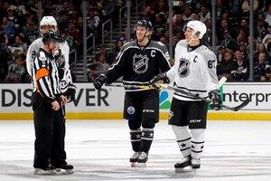 McDavid et Crosby, les mieux cotés dans NHL 18