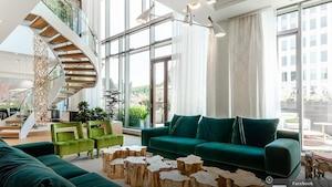 Le penthouse du Ritz-Carlton MTL est à vendre
