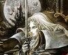 Alucard et ses magnifiques cheveux, héros de Symphony Of The Night.