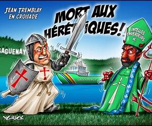 Jean Tremblay en croisade