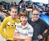 Plusieurs écoles de la Commission scolaire des Bois-Francs offrent des programmes particuliers et des concentrations, comme l'école secondaire Le Tandem, à Victoriaville. Liam Charland, Médérick Michaud et Anaïs Gormley fréquentent cette école.